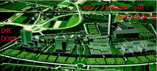 """CHE """"COSA"""" E' VENETO CITY? Sulla carta, gli oltre4 milioni di metri cubi di cemento e vetro potrebbero diventare qualsiasi cosa, le ipotesi avanzate includono, sede degli uffici regionali, un […]"""