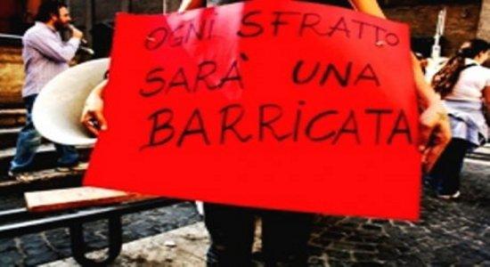 """Boom di sfratti per morosità in Italia. Ad anticipare i dati ufficiali del ministero dell'Interno relativi agli sfratti nel 2011 è l'Unione Inquilini sul proprio sito, spiegando che """"la tragedia […]"""