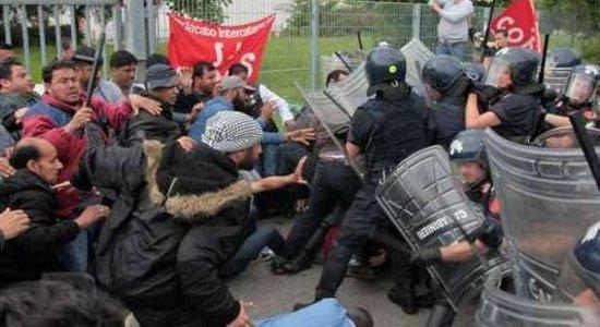 Si è trasformato in una guerriglia lo sciopero dei lavoratori della Gartico, società che gestisce il settore logistico per la catena di supermercati Il Gigante, a Basiano, nel milanese. I […]
