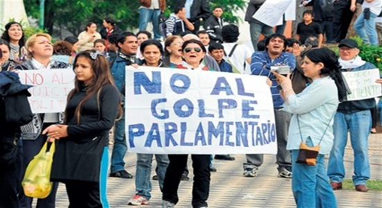 di Shamus Cooke Il recente colpo di stato contro il presidente democraticamente eletto del Paraguay non è soltanto un colpo alla democrazia, ma un attacco contro la popolazione lavoratrice e […]