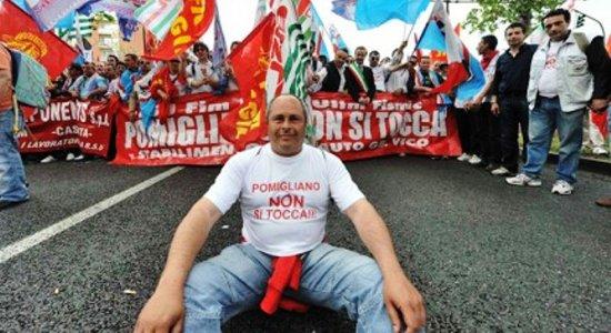 Ogni tanto una bella notizia. Il Tribunale di Roma ha condannato la Fiat per discriminazioni contro la Fiom a Pomigliano: 145 lavoratori con la tessera del sindacato dovranno essere assunti […]