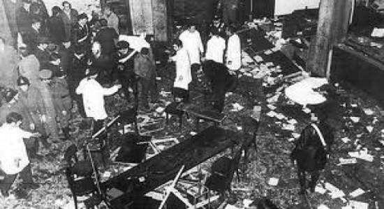 12 DICEMBRE, RICORDARE NON BASTA Il 12 dicembre 1969 nella sede della banca dell'agricoltura di Piazza Fontana a Milano esplodeva una bomba che uccideva 17 persone e ne feriva 87. […]