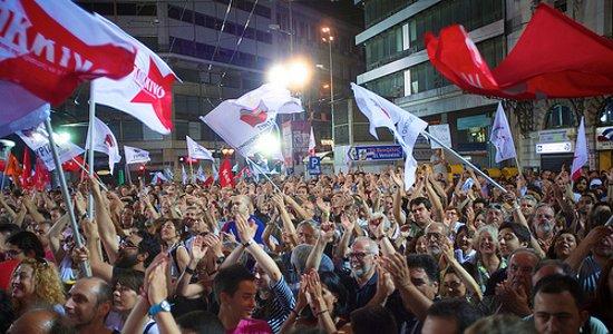 """di Massimo Rossi, portavove nazionale FDS Angela Merkel invita subdolamente il popolo greco """"a dare il voto a chi rispetta gli impegni"""". Ovviamente si riferisce agli impegni con i propri […]"""