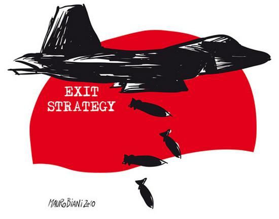 di Tommaso Di Francesco – il Manifesto Dunque la guerra non va in vacanza, nemmeno per gli italiani. Ora è ufficiale: i nostri quattro cacciabombardieri Amx del 51esimo stormo dispiegati […]