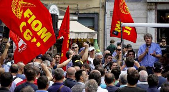 """""""La corte di appello di Roma, cuilaFiat era ricorsa per chiedere che venisse sospesa l'ordinanza diassumere a Pomigliano d'Arco 145 iscritti alla Fiom, ha decisoche la richiesta della Fiat è […]"""