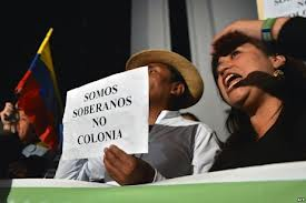 Manifestiamo in ogni modo la solidarietà con il governo ed il popolo ecuadoregno Dunque il piccolo Ecuador ha osato sfidare la Gran Bretagna e, soprattutto, gli Stati Uniti, dove Julian […]