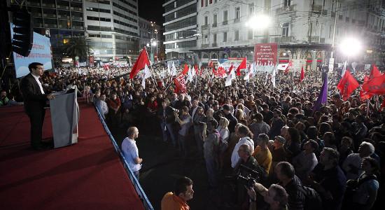 di Hilary Wainwright Nella maestosa cornice del parlamento greco, Alexis Tsipras, il presidente di Syriza, la coalizione radicale di sinistra, apre il primo incontro dei suoi 71 deputati con il […]