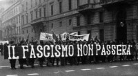 """""""SCONTRO POLITICO SU MAZÓLA E GIRALUCCI Neo-fascisti in Comune Insorge Daniela Rufflni «Evento inaccettabile» «Ci sono tutte le condizioni per impedire questa iniziativa, che è incompatibile con i regolamenti comunali. […]"""