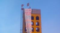 Presidio di Lotta per le lavoratrici dell'ex IPAB di Este, il Santa Tecla, di seguito le foto: