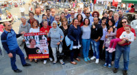 Di seguito pubblichiamo le foto della maniFESTAzione per il primo maggio in Piazza dei Signori: