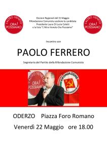 FERRERO_22_MAGGIO_Oderzo
