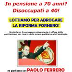Ferrero a Padova - 20 aprile-2