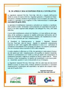 bozza n 2 Volantino sciopero