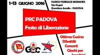 Dopo tanto tempo, quest'anno la Festa provinciale di Padova cambia sede. Non saremo più in Golena san Massimo (luogo tassato quotidianamente dal Comune) bensì al Parco Fornace Morandi, via L […]