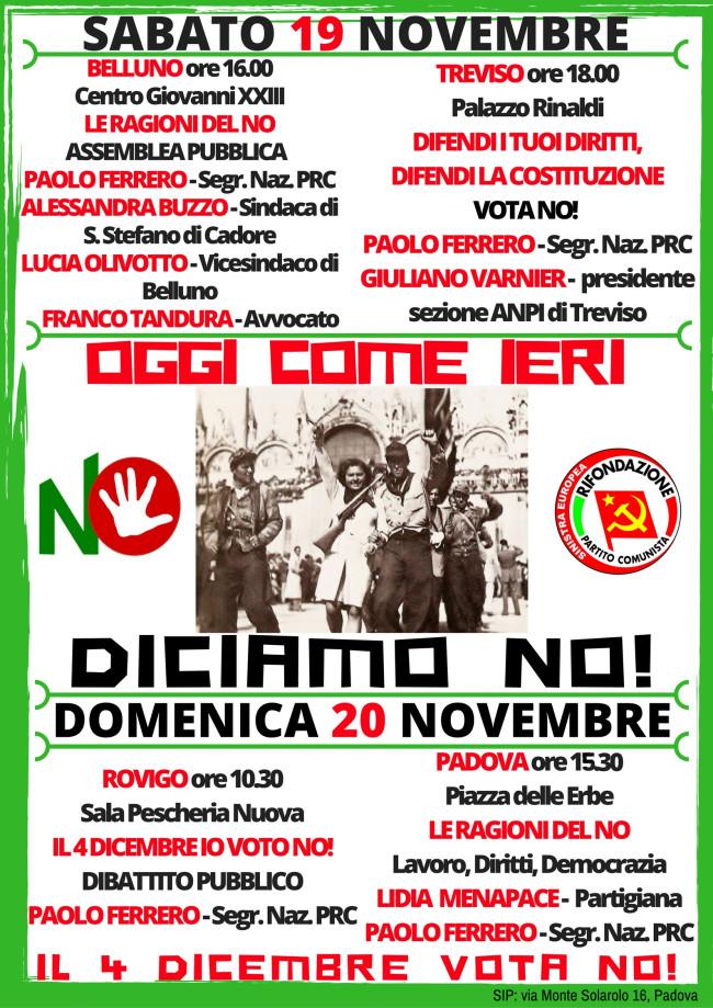 Locandina-votaNO-19-20-novembre