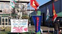 La federazione provinciale di Padova di Rifondazione Comunista esprime solidarietà ai tre lavoratori delle Fonderie Anselmi licenziati, ed a tutte le lavoratrici e tutti i lavoratori scesi oggi in sciopero […]