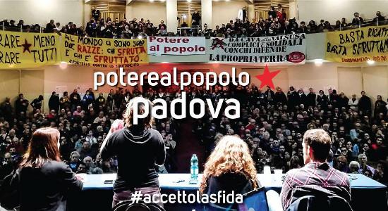 Per aderire:http://poterealpopolo.org/manifesto/(oppure nella mail in fondo) Abbiamo aspettato troppo… Ora ci candidiamo noi! #accettolasfida #poterealpopolo Siamo le giovani e i giovani che lavorano a nero, precari, per 800 euro al […]