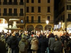 A Padova per l'anniversario della dichiarazione dei diritti dell'uomo (Dicembre 2018)