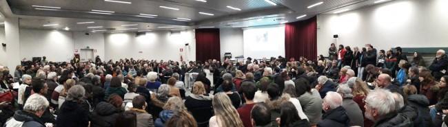 Padova 31/01/2019 Incontro per una rete contro il razzismo per l'inclusione