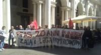 Questa mattina a Vicenza tutte le Federazioni di Rifondazione Comunista del Veneto erano in piazza in presidio No PFAS per denunciare le gravi responsabilità di chi governa la Regione da […]