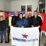 Incontro con il nuovo console di Cuba nella Federazione del PRC Padova
