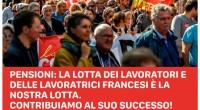 Il segretario nazionale di Rifondazione Comunista-Sinistra Europea Maurizio Acerbo ha lanciato l'appello a sostegno degli scioperanti francesi. Il PRC invita a sottoscrivere per la cassa di resistenza degli scioperanti.In Francia […]