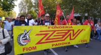Pubblichiamo di seguito il comunicato della FIOM-CGIL di Padova relativo al grave incidente sul lavoro verificatosi oggi alle fonderie ZEN. Ne condividiamo i contenuti ed esprimiamo la nostra solidarietà alle […]