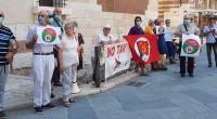 Oggi, lunedì 10 agosto, le nostre compagne e i nostri compagni diSAL (Solidarietà Ambiente Lavoro)hanno manifestato a Verona contro la TAV. Un'altra opera inutile, costosa, ambientalmente insostenibile e che serve […]