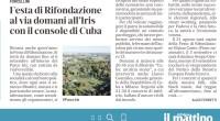 Ritorna anche quest'anno laFesta di Rifondazionedi Padova. Dal 28 agosto al 6 settembre, al Parco Iris (quartiere Forcellini) entrata da via Forcellini. Comodo parcheggio o fermate autobus 6 e 13. […]
