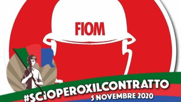 Giovedì 5 Novembre, i metalmeccanici scioperano in tutta Italia per il rinnovo del contratto di lavoro,per la salute e la sicurezza nei luoghi di lavoro, per la riduzione dell'orario, per […]
