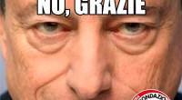 Non ci uniamo al coro politico-mediatico di esaltazione di Mario Draghi. Si tratta di un film già visto con Monti nel 2012 con conseguenze nefaste per milioni di italiane/i.Quali sarebbero […]
