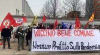"""Rifondazione Comunista sostiene il presidio """"Vaccini bene comune"""" indetto dalla Società della cura di Padova per giovedì 11 marzo alle ore 10, dinanzi al centro di vaccinazione all'interno della Fiera, […]"""