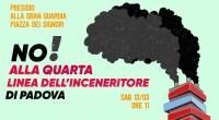 Sabato 13 marzo, a Padova, si terrà unamanifestazione contro il progetto di una quarta lineaper il locale inceneritore e, più in generale, per proporre e sostenere un diverso modello di […]