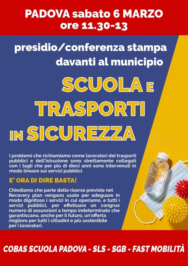 Scuola e Trasporti_Padova 06marzo21