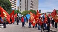 Una delegazione della federazione di Padova di Rifondazione Comunista ha partecipato stamattina alla manifestazione indetta dai sindacati metalmeccanici per la sicurezza sul lavoro. Condividiamo con i sindacati la rabbia per […]