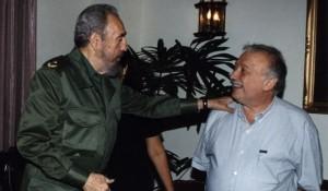 Fidel-Castro-e-Gianni-Minà